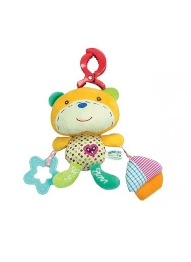 Prego Prego Toys CD-ST2011 Terzi Tedy Renkli